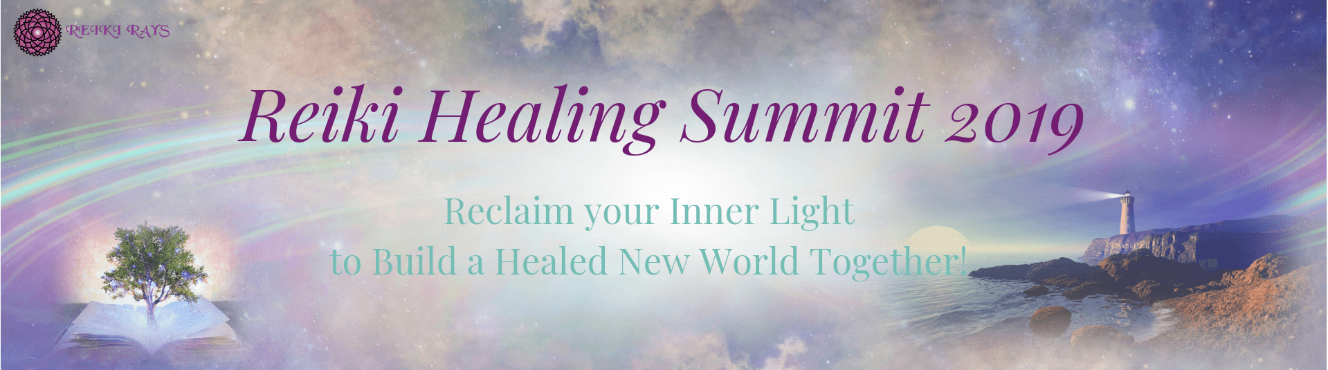 Reiki Healing Summit header image